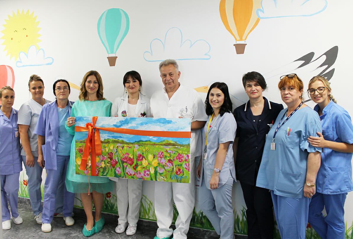 Općoj bolnici u Sarajevu uručena donacija Intesa Sanpaolo Banka BiH i VISA
