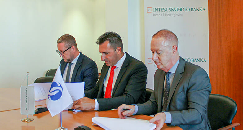 Intesa Sanpaolo Banka BiH i EBRD potpisali kreditnu liniju za hipotekarne kredite