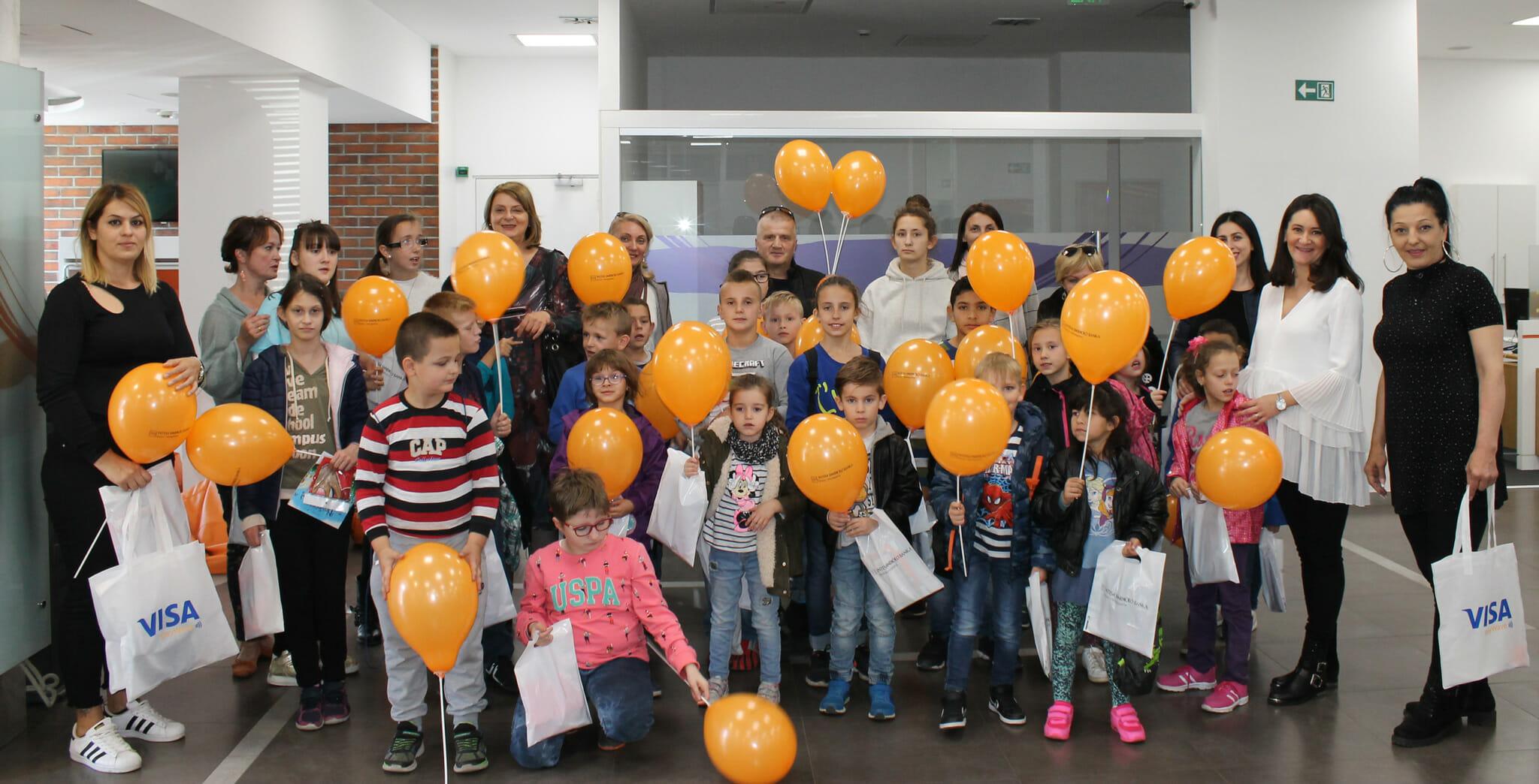 Nagrade za najbolje radove učenika povodom Svjetskog dana štednje