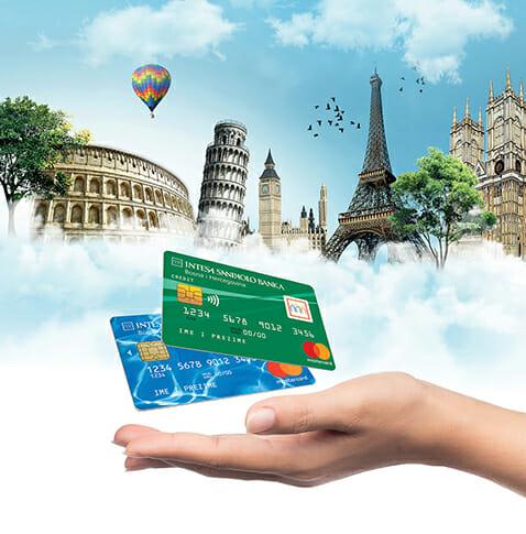 Velika nagradna igra Intesa Sanpaolo Banke BiH i promocija novog dizajna Mastercard kartice