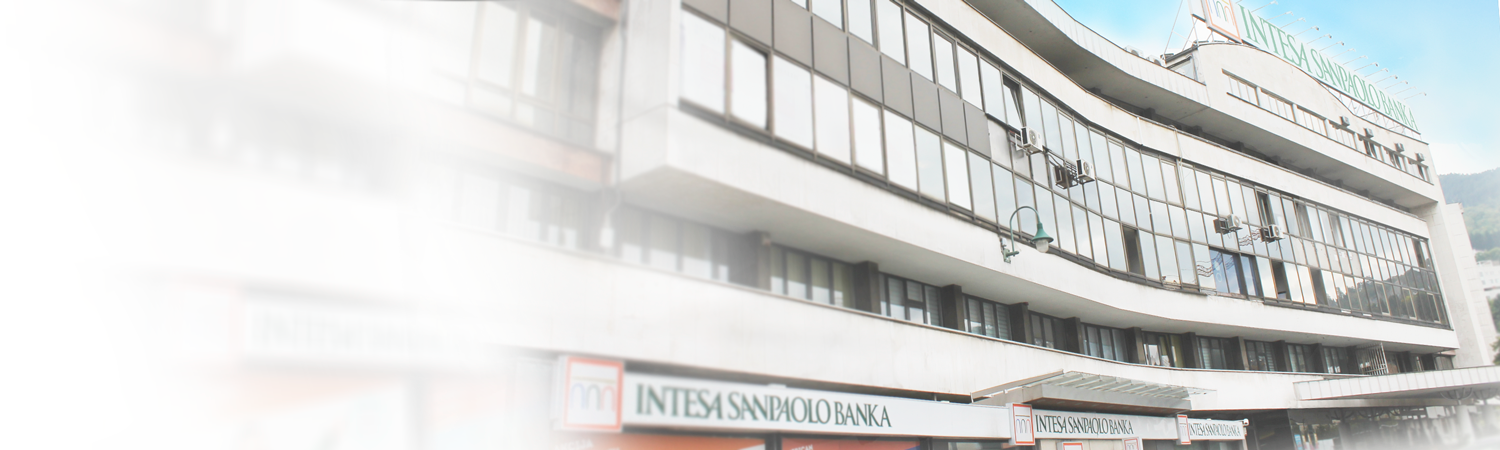 EBRD lends €10 million to Intesa Sanpaolo Banka d.d. BiH