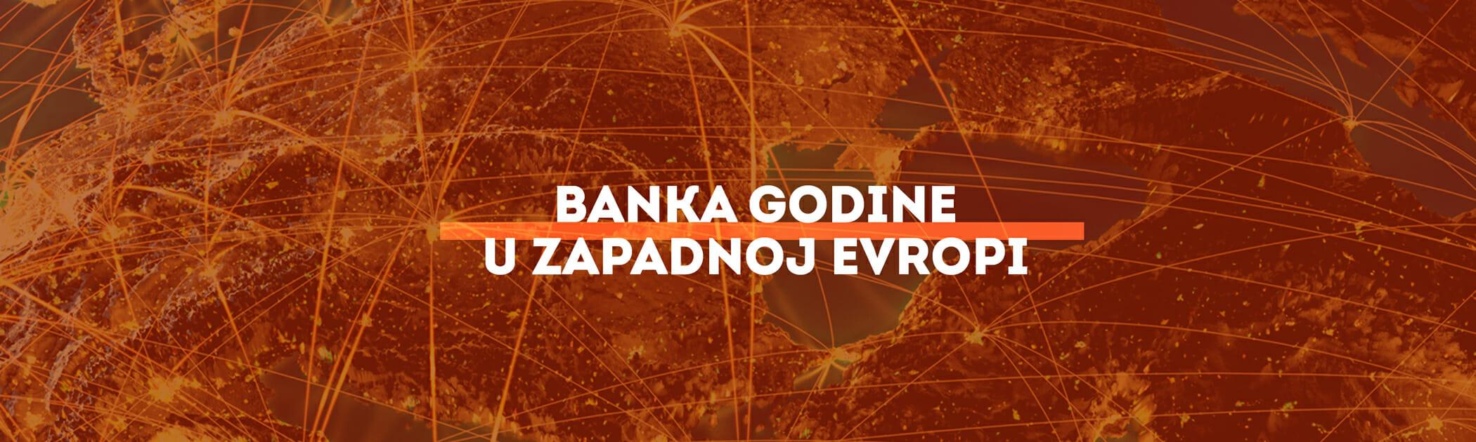 """THE BANKER AWARDS 2020: INTESA SANPAOLO PROGLAŠENA """"BANKOM GODINE U ZAPADNOJ EVROPI"""" I """"BANKOM GODINE U ITALIJI"""""""